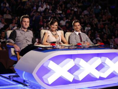 ProTV si-a batut propriul record de audienta vineri, cu Romanii au talent