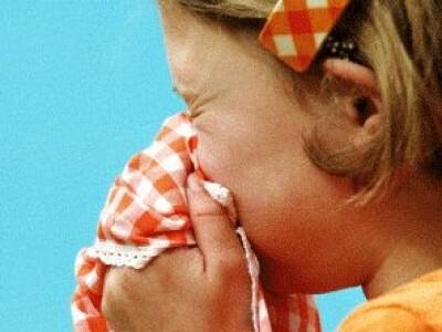 Fata alergica
