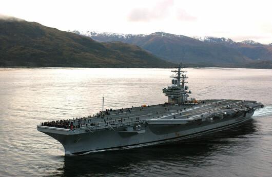 USS Ronald-Reagan