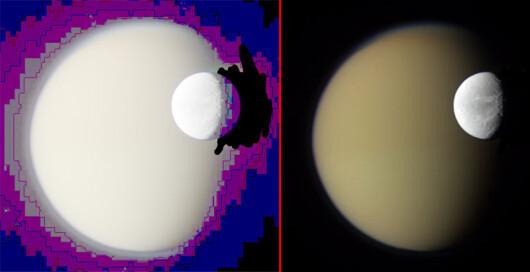 Titan si Dione