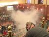 gaze lacrimogene