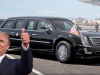 Masina care il va conduce pe Donald Trump la ceremonia de investire in functia de presedinte al SUA este un TANC pe roti