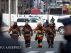 pompieri in Bruxelles, Rue de Loi