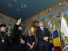 Vizita presedintelui Klaus Iohannis, alaturi de sotia sa, Carmen, la Asezamantul Bisericii Ortodoxe Romane (BOR) in Israel.