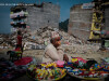 Nepal, cladiri in ruina