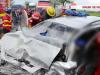 autoturism implicat in accident