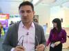 George Buhnici testeaza senzorul de oboseala