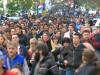 protest politist - Agerpres