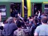 imigranti Budapesta