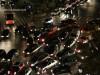 trafic in Paris, noaptea