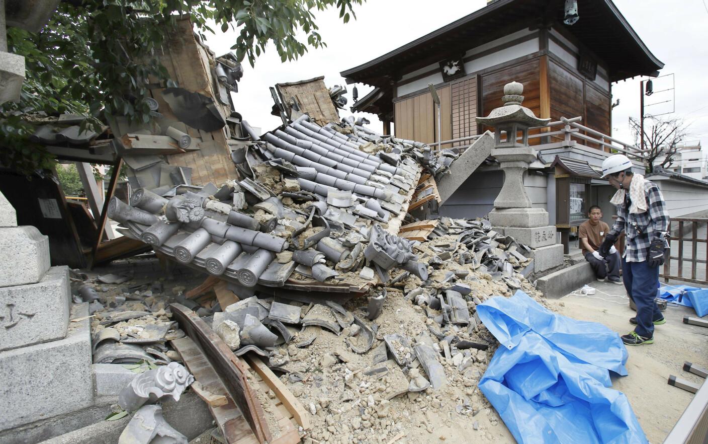 Cel puțin 3 morți și peste 50 de răniți, în urma unui cutremur devastator în Japonia