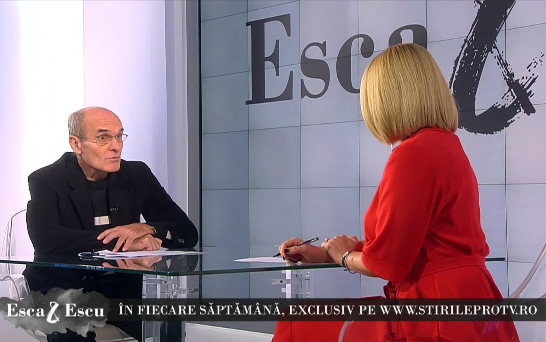 """Esca şi Escu. CTP, despre legile Justiției: """"N-am văzut nicio manifestare a opiniei publice"""""""
