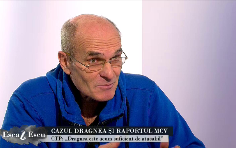 """Esca și Escu. CTP, despre dosarul Dragnea: """"Cum să-și dea demisia? O să spună, da, domne, niște nenorociți, OLAF-ul ăsta"""""""