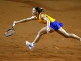 """Simona Halep, eliminata in """"optimi"""" la Roland Garros. Inainte ca partida sa fie intrerupta, conducea cu 5-3 in primul set"""