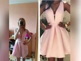 """O romanca a comandat pe internet o rochie care costa 84 de lei. Ce a primit acasa, in colet: """"Am avut un soc"""""""