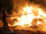 incendiu de proportii, pompieri