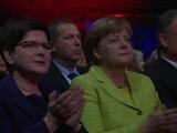 Angela Merkel, la cel mai mare targ industrial din lume. Ce a declarat despre discutiile cu Donald Trump