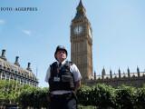 Politist britanic in fata Big Ben
