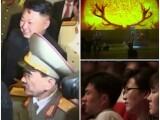 concert rock Coreea de Nord