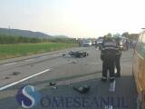 Un tanar de 21 de ani, care se plimba cu motocicleta, a murit strivit sub rotile unui TIR. Ce mesaj postase pe Facebook