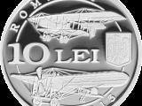 moneda bnr - corpul de aviatie roman
