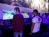 Targul pasionatilor de jocuri video a strans sute de mii de gameri la Koln. Tehnologia virtuala testata pana si de ministri