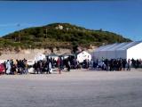 romani, voluntari tabere refugiati