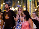 atac terorist in Barcelona
