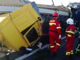 accident TIR-uri