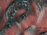 Imagini spectaculoase cu fenomene care au loc pe Marte