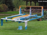 Drona de la Amazon care livreaza coletele in mai putin de o ora. Cele mai bune glume pe seama inventiei