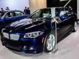 Hotul unui BMW a fost blocat in masina de catre companie pana la venirea politiei