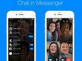 """Facebook anunta ca a introdus """"cea mai solicitata functie pentru Messenger"""". Pot participa simultan pana la 50 de persoane"""