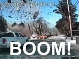 casa, explozie