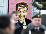 ceremonia depunerii de coroane de flori la monumentul pentru cinstirea Eroilor Revolutiei din Piata Revolutiei
