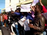 protest nigerieni