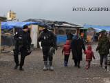 politie franceza in Jungla din Calais