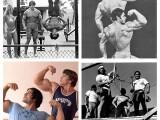 50 de ani distanta, pasiunea ramane. Cum arata Arnold Schwarzenegger si Franco Columbu la un antrenament