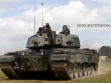 tanc britanic Challenger