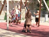 copii, loc de joaca