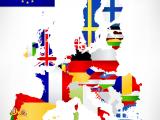 harta UE
