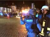 explozie, Ansbach, bild