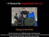 Site-urile institutiilor publice, atacate de hacker-ul Ninja300. Ce vrea piratul online de la statul roman
