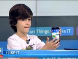 iLikeIT. Luca are 8 ani si ne arata cat de util poate fi un smartphone chiar si la aceasta varsta