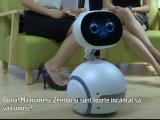Robotul pentru familie care face senzatie la Targul de tehnologie din Taipei. Ce stie sa faca Zenbo