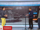 ILikeIT. Biblioteca inteligenta construita de doi studenti din Cluj. Cum functioneaza Studhub