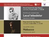 Opera Aperta! Magia lirica revine in aer liber, alaturi de o distributie internationala in Piata Unirii din Cluj-Napoca