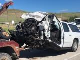 Idaho, Statele Unite, accident,