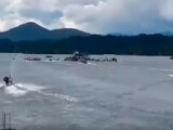 ambarcatiune scufundata