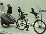 Bicicletele viitorului, prezentate la targul din Taiwan. Cum arata modelul cargo, care incape cu usurinta in lift